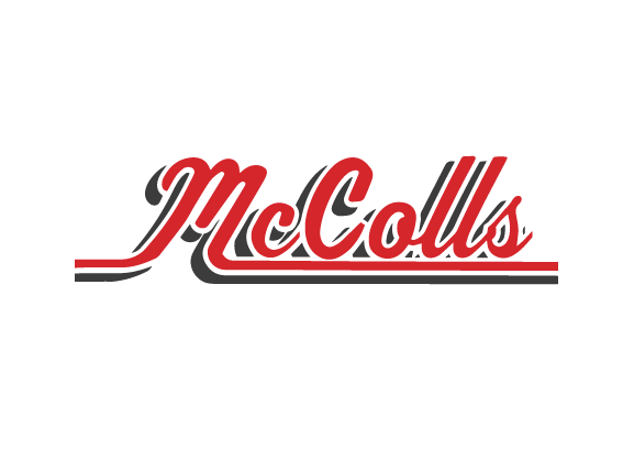 Logo of McColl's